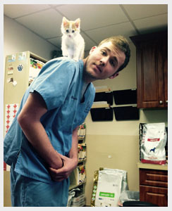 Brian - Veterinary Technician